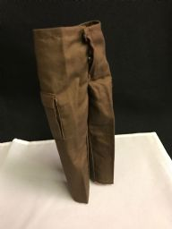 ELITE BRIGADE - TROUSER Brown - with Pocket to fit Action Man/Gi Joe Adventure Team etc